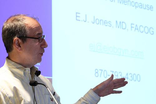 Dr. E.J. Jones M.D. Batesville Arkansas